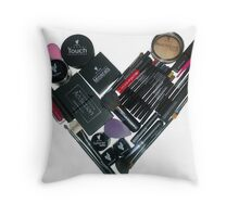 Love Younique Cosmetics! Throw Pillow