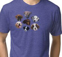 Pups Tri-blend T-Shirt