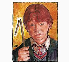 RON WEASLEY, AS PORTRAYED BY ACTOR RUPERT GRINT Unisex T-Shirt