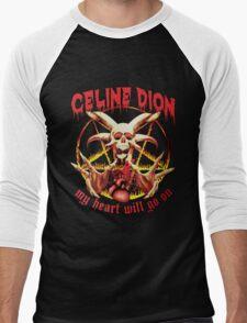 Celine Dion Will Go On Men's Baseball ¾ T-Shirt