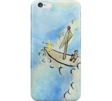 Sea Voyage iPhone Case/Skin