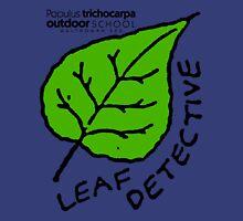 Black Cottonwood - Leaf Detective Hoodie