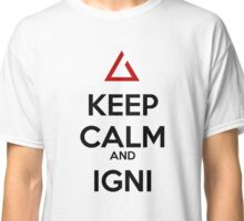 The Witcher Igni Classic T-Shirt