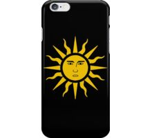 Nilfgaard symbol The Witcher iPhone Case/Skin