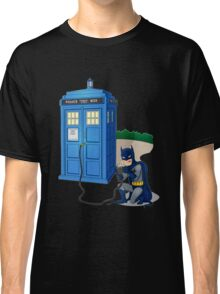 Breaking In Box Telephone Classic T-Shirt