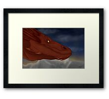 To Erebor Framed Print