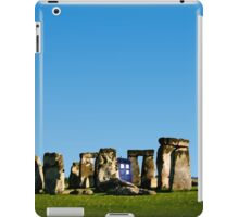 Doctor Who - Movie Poster iPad Case/Skin