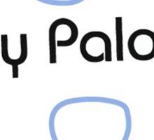 Perry Palooza Sticker