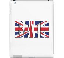 Bath. iPad Case/Skin