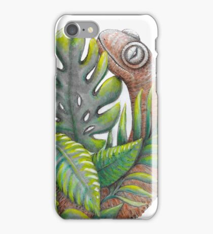 Lucky Lizard  iPhone Case/Skin
