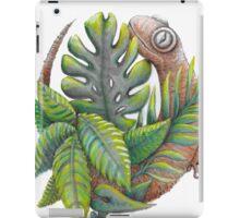 Lucky Lizard  iPad Case/Skin