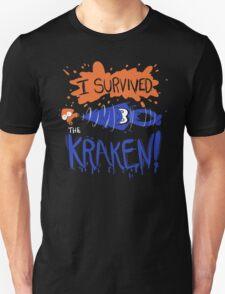 I Survived the Kraken! Unisex T-Shirt