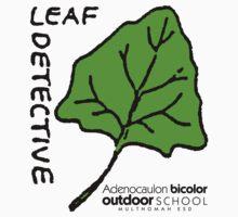 Pathfinder - Leaf Detective One Piece - Short Sleeve