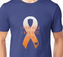 Fight Win - Orange Unisex T-Shirt
