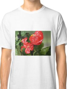 Flamingo Lily - pretty but deadly. Classic T-Shirt
