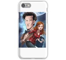 Who and Red  iPhone Case/Skin