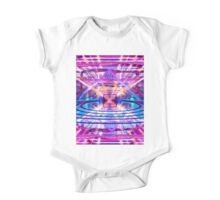 Rave Vision Synesthesia - Psychedelic Geometric Art  One Piece - Short Sleeve