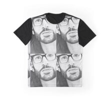 Chris Evans Graphic T-Shirt