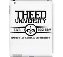 Theed University, Naboo (Star Wars) iPad Case/Skin