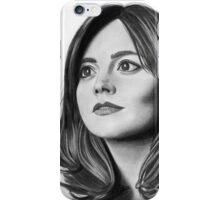 Jenna Coleman iPhone Case/Skin