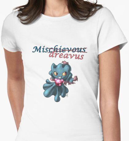 Screech Pokemon Womens Fitted T-Shirt