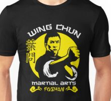 Wing Chun Martial Arts Unisex T-Shirt