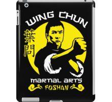 Wing Chun Martial Arts iPad Case/Skin