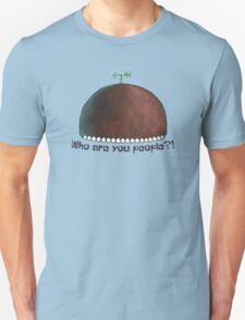 Who Are You People?! - Spongebob Unisex T-Shirt