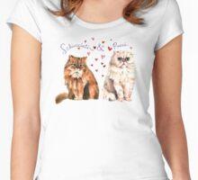 Schiacciatina & Pucci Women's Fitted Scoop T-Shirt