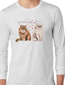 Schiacciatina & Pucci Long Sleeve T-Shirt
