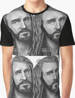 Thorin Oakenshield Graphic T-Shirt