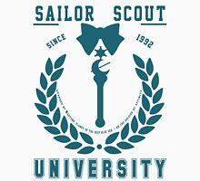 Sailor Scout University: Sailor Neptune (Wand) Unisex T-Shirt