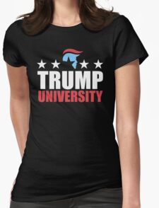 Trump University Womens Fitted T-Shirt