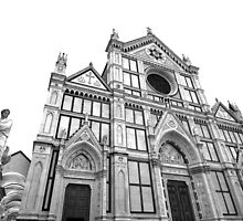The Basilica of Santa Croce by Elizabeth Tunstall