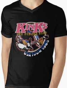 KINKS 2 Mens V-Neck T-Shirt