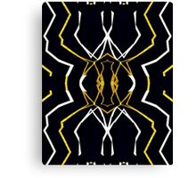 DNA GOLD Canvas Print