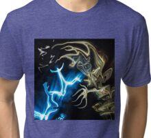 Monsters in the light Tri-blend T-Shirt