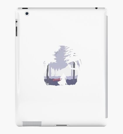 Star wars minimal iPad Case/Skin