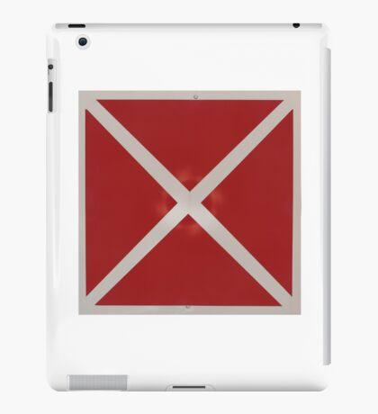 Abandoned Building iPad Case/Skin