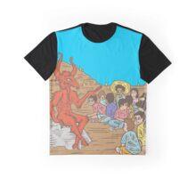 Devil's Whisper Raury Graphic T-Shirt