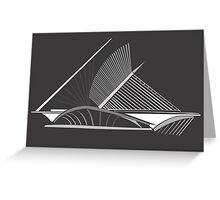 MAM Illustration Greeting Card