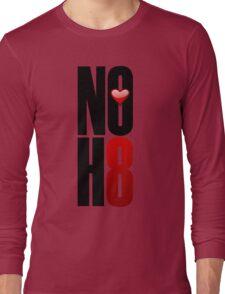 NOH8! Long Sleeve T-Shirt