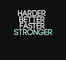 Harder, Better, Faster, Stronger Women's Tank Top