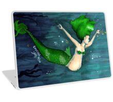 Emerald (May) - Horizontal Laptop Skin
