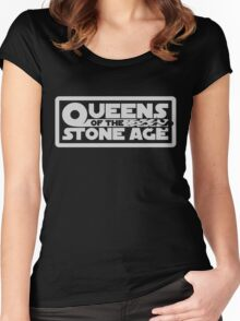 Queens of the Stone Age  Women's Fitted Scoop T-Shirt