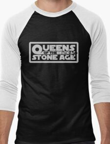 Queens of the Stone Age  Men's Baseball ¾ T-Shirt