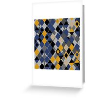 Abstract composition 390 Greeting Card