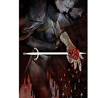 dragon age 2 Hawke,Anders Photographic Print