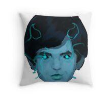 Mother Knows Best(shirt) Throw Pillow