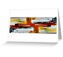 Abstract composition 66 Greeting Card